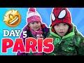 Paris | Day 5 | City Tour (Notre Dame Cathedral Paris, Eiffel Tower and Seine River Cruise)