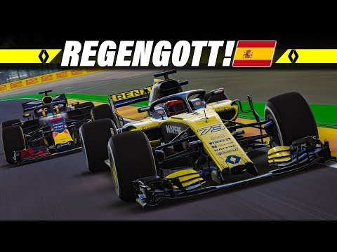 F1 2018 KARRIERE S02E05 – Aufholjagd in Catalunya | Let's Play Formel 1 Deutsch Gameplay German