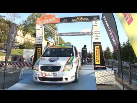 1° Rally Racing Dreams 2011 - Alex De Angelis