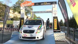 1° Rally Racing Dreams 2011 - Alex De Angelis