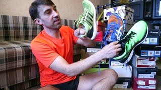 видео Выбор кроссовок для бега