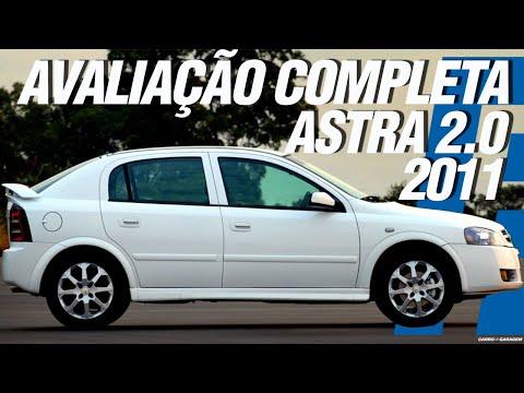2011 Chevrolet Astra Hatch 2.0: Avaliação completa