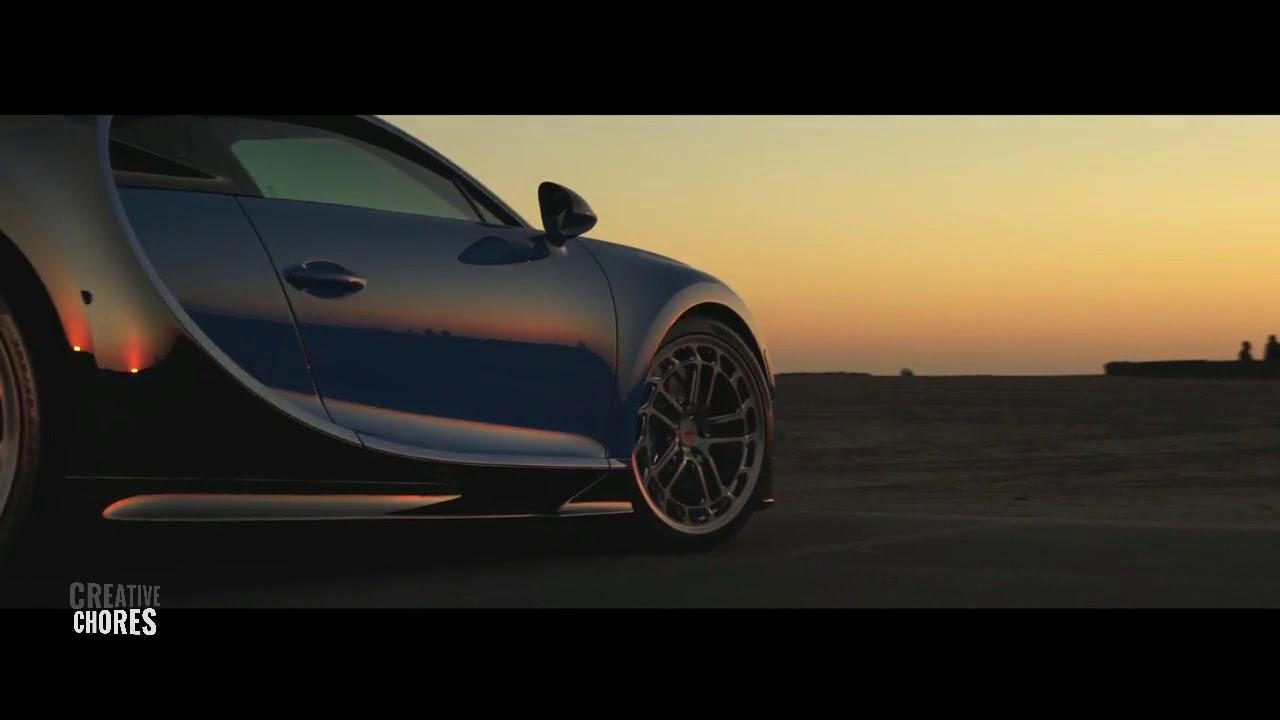 Bugatti Chiron vs Bass Boosted Mission Start