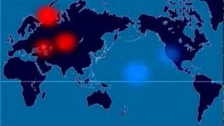 Bombas Nucleares Detonadas 1945-1998 (Isao Hashimoto) thumbnail