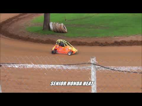 ERM Racing at Shellhammers Speedway Heat Races- 8/18/2018