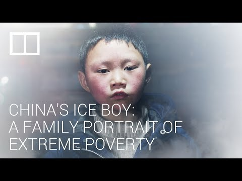 Extreme Poverty In China: A Family Portrait Of The 'Ice Boy'