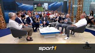 Darum nimmt Joachim Löw Leroy Sane nicht mit zur WM | SPORT1 CHECK 24 DOPPELPASS