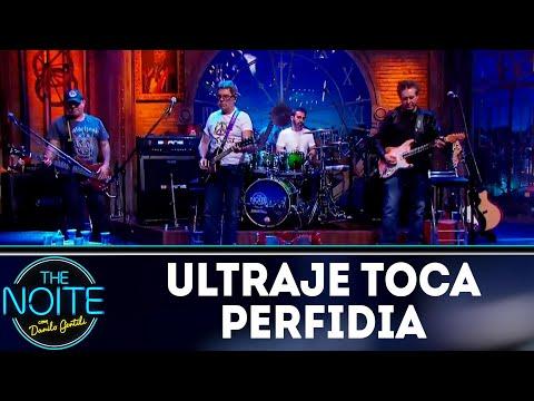 Ultraje a Rigor toca Perfidia | The Noite (30/08/18)
