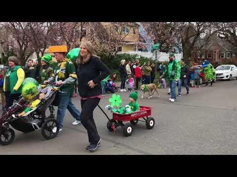 29th annual St Patrick's Day Parade, Portland, Oregon