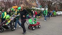 29th annual St Patrick's Day Parade, Portland, Oregon