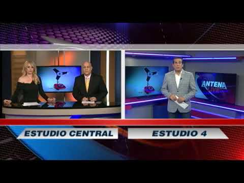 Noticiero Antena Live | 5/11/2018