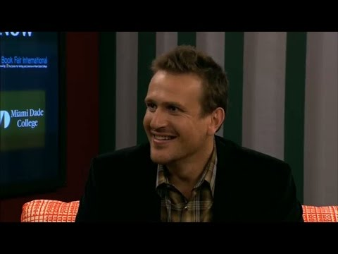 Actor and Author Jason Segel on Nightmares! At Miami Book Fair