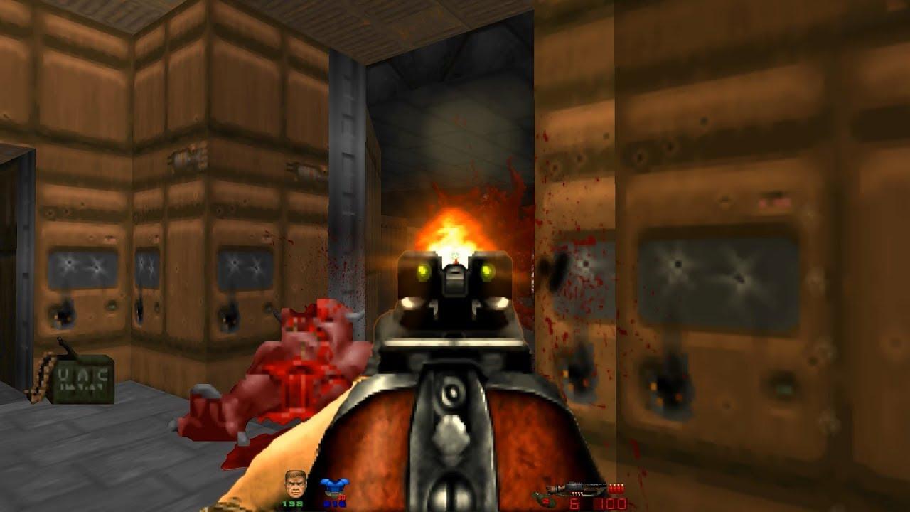 E1m5 Engineering Bay Doom The Way Id Did The Doom Wiki At Doomwiki