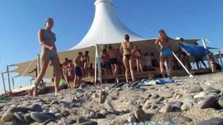 Пляжи Евпатории ! Девушки в бикини!Girls in a bikini(, 2017-07-26T19:48:36.000Z)
