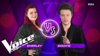 Marc Lavoine et Catherine Ringer - Qu'est-ce que t'es belle    Sherley VS Sidoine    The Voice...