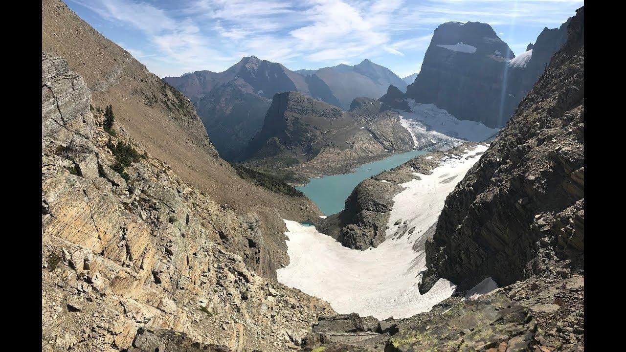 c7eeb6fb7ddd Glacier National Park - Highline Trail and Garden Wall - YouTube