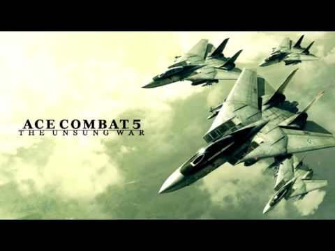 Ace Combat 5 - The Journey Home (Instrumental) Extended