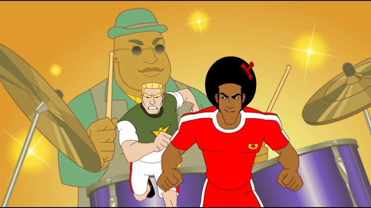 Supa Strikas Season 3 Episode 32 Cool Joe Loses His Groove Pt 2 Kids Cartoon Youtube