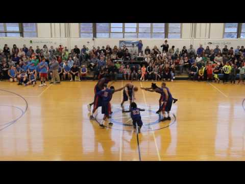 Harlem Rockets Comedy Basketball