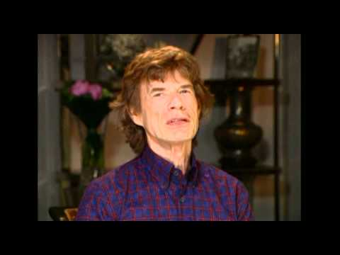 Mick Jagger interview on  Villa Nellcote