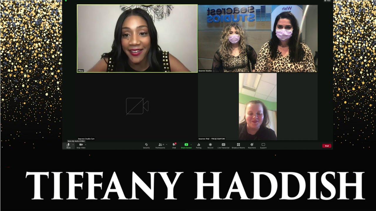Tiffany Haddish Shares Most Embarrassing Moment