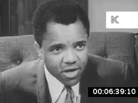 1960s Interview Berry Gordy, Motown Records
