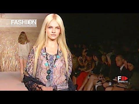 ANNA SUI Spring Summer 2011 New York - Fashion Channel