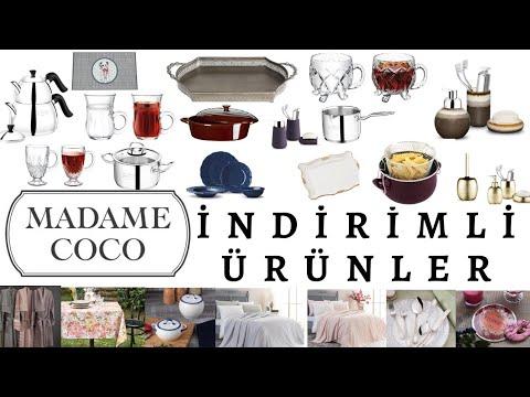 MADAME COCO İNDİRİM   Madame Coco Kampanya   ÇEYİZ LİSTESİ   Bardak   Nevresim   Mutfak   Havlu