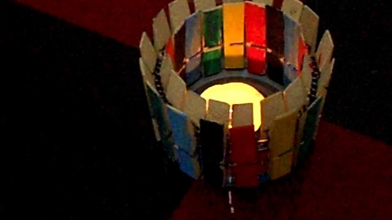 Konserve Kutusundan Mumluk Yapımı