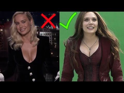 """Marvel BETRAYS Captain Marvel! Scarlet Witch """"BUSTS"""" Her Bubble!"""