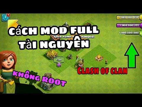 hack clash of clans android khong can root - #clashofclan#Zingaming Cách mod CLASH OF CLAN full tài nguyền- không [ ROOT ] máy [ ZIN GAMING ]