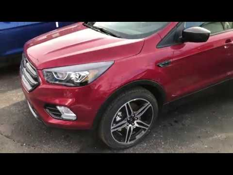 ford escape sel  sel sport appearance package youtube
