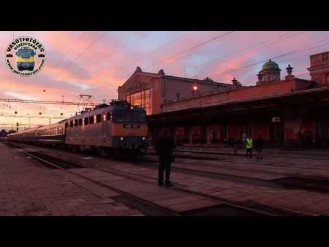 Danube Express Luxusvonat indul Békéscsabáról Románia felé