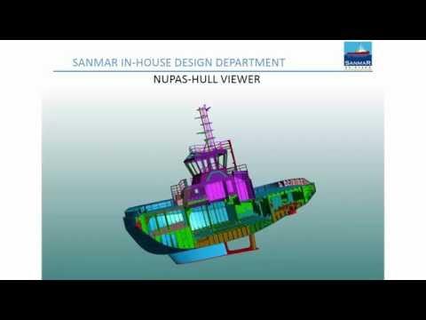 Sanmar Shipyards In-house Design Department