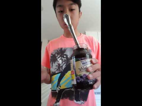 how to spread jam