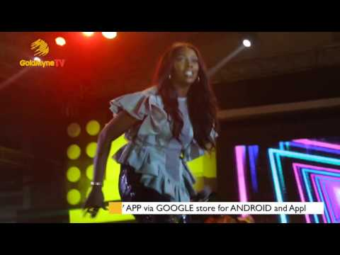 TIWA SAVAGE'S PERFORMANCE AT ONE LAGOS FIESTA