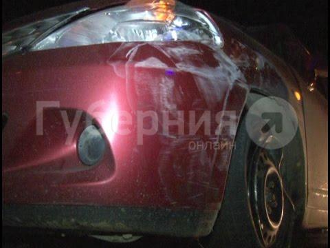 Автолюбительница покинула место ДТП, но все равно попала в руки автоинспекторов. MestoproTV