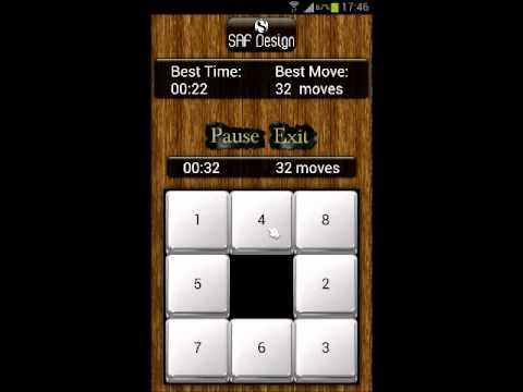 Slider Puzzle Games