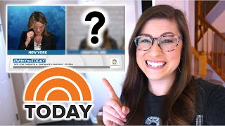 I WAS ON THE TODAY SHOW! | What I'm Doing While Schools are Closed Vlog
