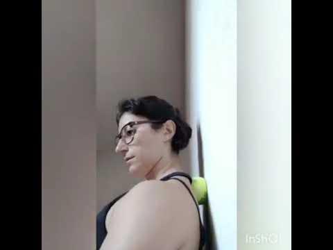Massaggio spalle e collo