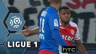 SM Caen - AS Monaco (2-2)  - Résumé - (SMC - ASM) / 2015-16