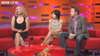 Kim Cattrall Becomes A Porn Star - The Graham Norton Show - Series 9 Episode 11 - BBC One
