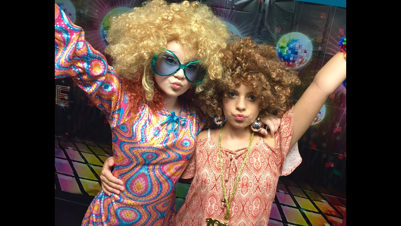Princess Ella turns 11 and has a 70's disco party. She ...
