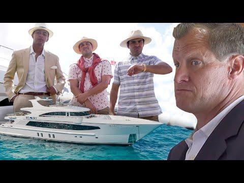 Buying a $10 Million Yacht in Bitcoin! - NELK