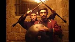 Israel : Fire Hang Drum - Long version