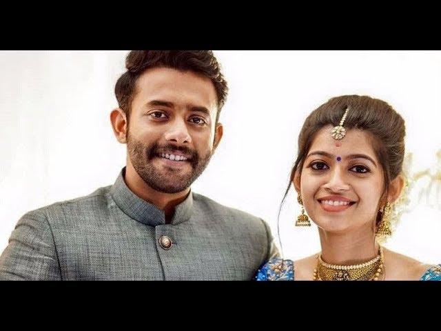 Actor Arjun Ashokan Harisree Ashokan Son Marriage engagement