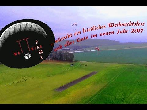 RC Paraglidingfreunde Main Hessen Connex Hacker NEXUS Hybrid ARCUS Jahresabschlussfliegen Dez.2016