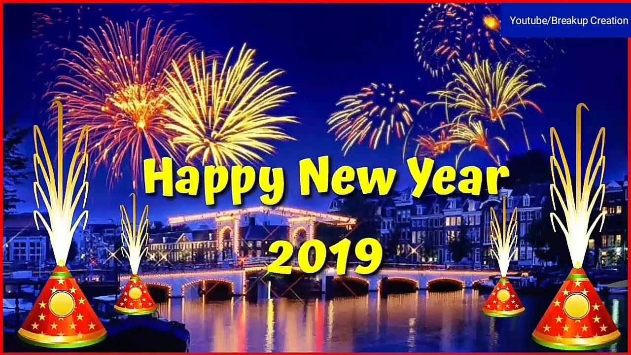 Happy New Year 2019 || 🎈🎈Whatsapp Status Video || Breakup ...