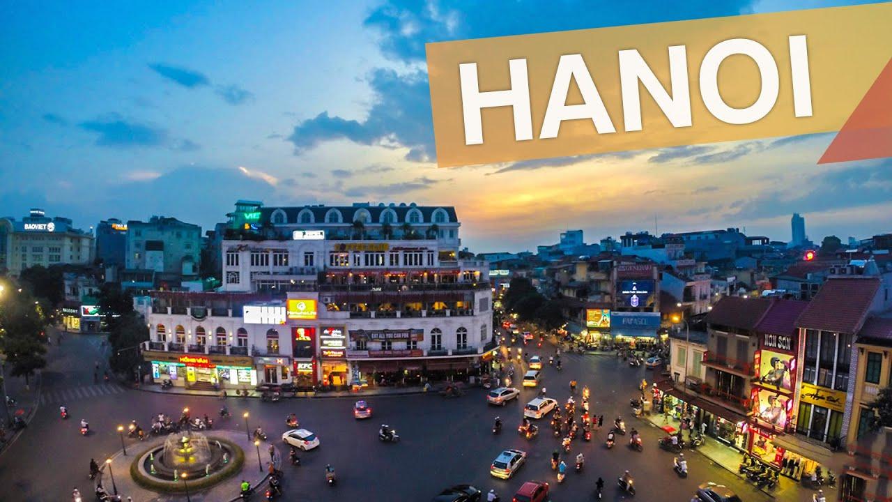 Hanoi Vietnã Ep.07 O que fazer em 48 horas na