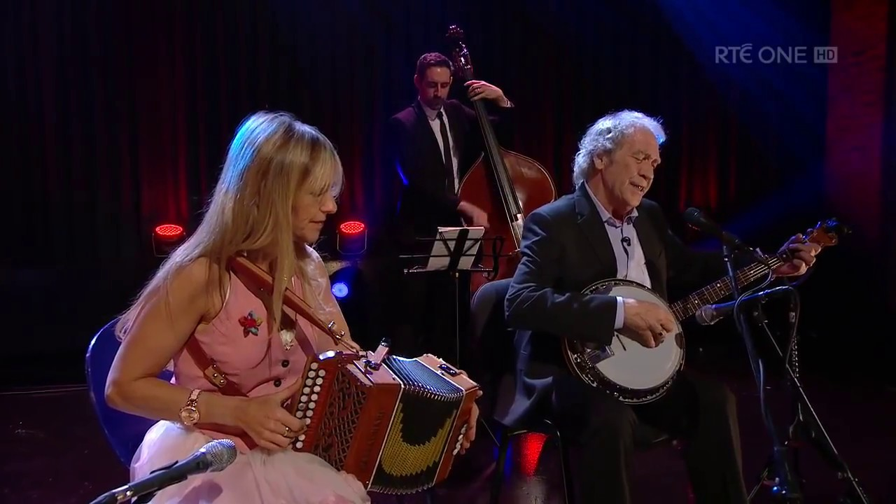 Finbar Furey & Sharon Shannon 'He'll Have To Go'